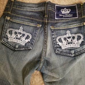 Victoria Beckham Flare Jeans